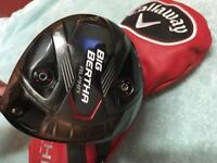 Callaway Big Bertha 816 double diamond driver