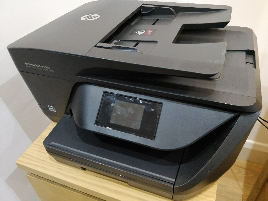 hp officejet pro 6960 all in one printer rrp 110 in loughborough leicestershire gumtree. Black Bedroom Furniture Sets. Home Design Ideas