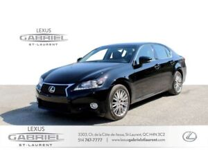 2015 Lexus GS 350 *Luxury Pkg* Backup Camera + Navigation + Heat