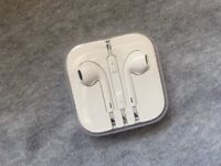 Unused Apple Aux Earphones (14 Day Guarantee|Came With iPhone|Deliver+Post) [