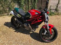 Ducati Monster 796 ltd edition Mike Hailwood Colours