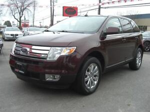 2010 Ford Edge Limited *Panoramic Sunroof / Leather*