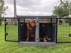 Trans K9 Dog Crate
