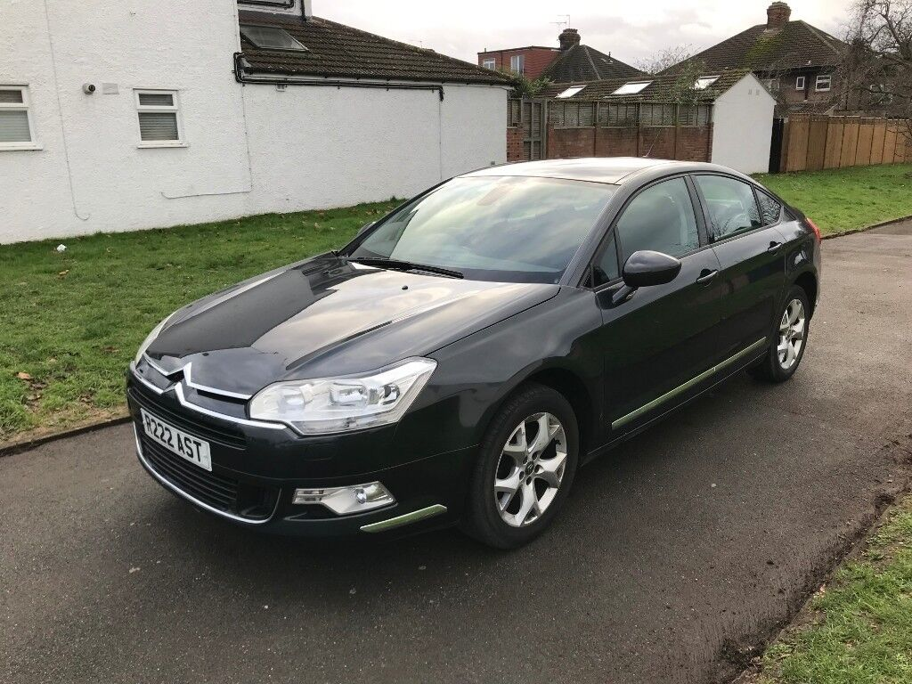 Citroen C5 1.6 i 16v VTR+ (Nav) NAVIGATION + NEW TIMING CHAIN + 6 MONTH  FREE WARRANTY + 12 MONTH AA | in Southall, London | Gumtree