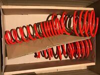 Rover 25/MG ZR 35mm lowering springs