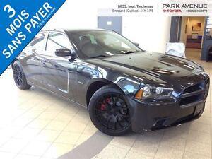 2011 Dodge Charger R/T*HEMI*BLACK*RARE 5.7 LITRE V8