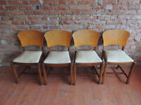 Dining chairs Retro (Delivery)