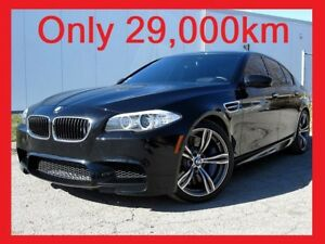 2012 BMW M5 EXECUTIVE PKG+FULL SERVICE+LOADED