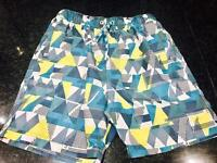 Boys cool swimming trunks - age 9-10