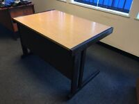 Office Desks for sale! Various, different types starting at at £15 each