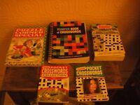 Puzzle books for sale.