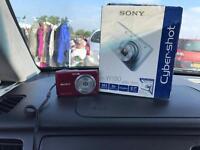 sony cyber shot digita camera 10.1 mega pixels