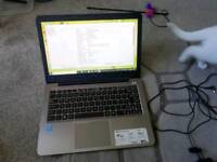 "ASUSVivoBook L403 14"" Laptop - Grey"