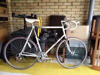 Raleigh Sensor large road bike racer vintage classic bicycle