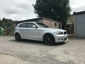 BMW 1 series performance addition