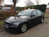 BMW 318 SE 2008 FULL SERVICE HISTORY MOT DECEMBER 2018 2 OWNERS FROM NEW