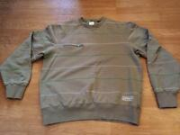 ADIDAS Originals 'Safety' Sweatshirt (L) **RARE**