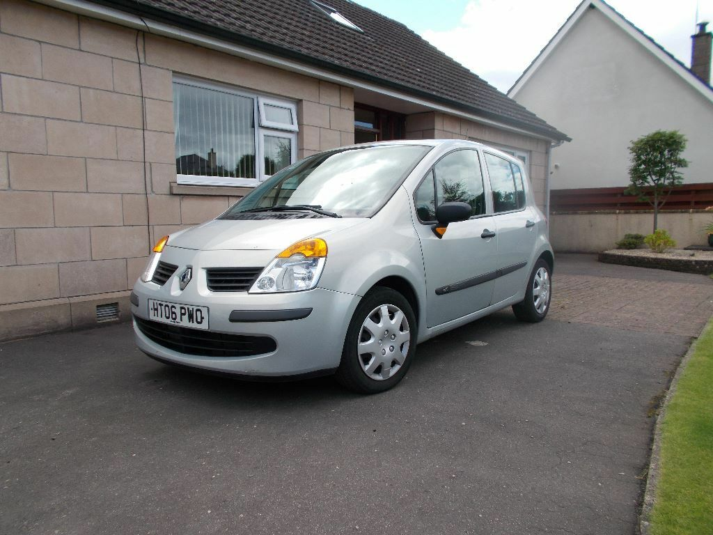 renault modus oasis 1 5 dci 5 door hatchback in elgin moray gumtree. Black Bedroom Furniture Sets. Home Design Ideas