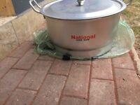 Very large cooking pan/pot