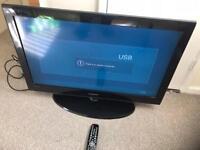 "Samsung 37"" Lcd Television"