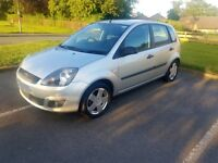 £30 TAX/YEAR 2006 Ford Fiesta 1.4TDCI Zetec Climate