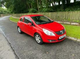 2010 Vauxhall Corsa 1.2, Great First Car, Great Mot, Low Miles,
