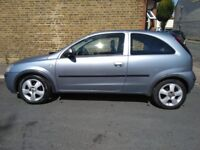 VAUXHALL CORSA 1.2 ONE LADY OWNER FROM NEW
