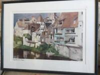 Watercolour painting for sale  Denbighshire