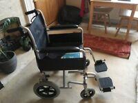 Betterlife Superlight Aluminum Transit Wheelchair