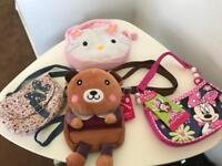 Little girls bags - ONLY THREE LEFT!