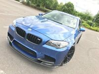BMW M5 F10 2014 FACELIFT 700+BHP CARBON EXTRAS DAMAGED REPAIRED