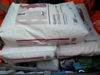 Gyproc dry wall adhesive 3 bags just bought not used all bags