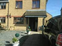 4 bed semi detach house in southend on sea . large back garden and front a drive for 3 cars .