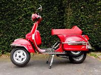 LML Star De Luxe 200 4T 200cc Scooter