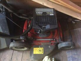 victa mulching mower £160