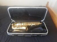 Excellent Alto Saxophone The Horn Trevor J. James & Co Revolution II in Hard Case