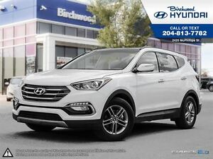 2017 Hyundai Santa Fe SE AWD *Leather Sunroof