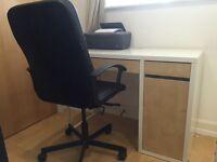 Clearance - Wardrobe, desk, printer, chair, book case - All good condition