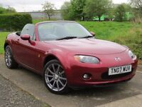 !!SPORT!! 2007 MAZDA MX-5 2.0i / FULL SERVICE HISTORY / IMMACULATE CONDITION / LONG MOT MAR 2017 /