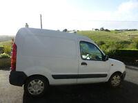 Renault Kangoo van, MOT Feb '17, low milage, good runner.