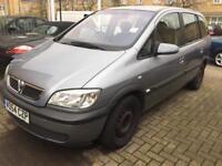 Vauxhall zafira automatic 7 seater bargain