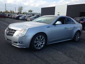 2010 Cadillac CTS A/C CUIR MAGS AWD
