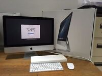 "Apple iMac 21.5"" Late-2013 2.7GHz i5 Quad Core 1TB HDD 8GB RAM ME086B/A"