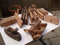 Old Wooden Planes