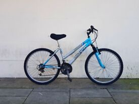 Nice, Cheap, fully working mountain bike with suspension SMALL