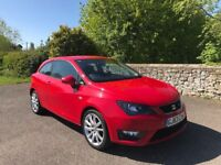 Seat FR 1.2 Sport Coupe TSI 2013