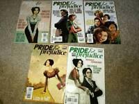 Pride and Prejudice comic book series new