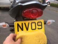 Honda CBF125m