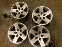 """Jeep TJ Rubicon wheels 16"""""""