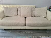 DFS Sofa's Cost over £3000 , good condition 4 setaer & 3 seater